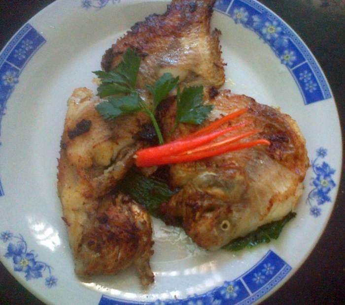 Makanan Khas Jambi Ikan Kerutup