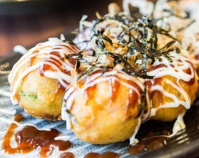 Makanan Khas Jepang Takoyaki
