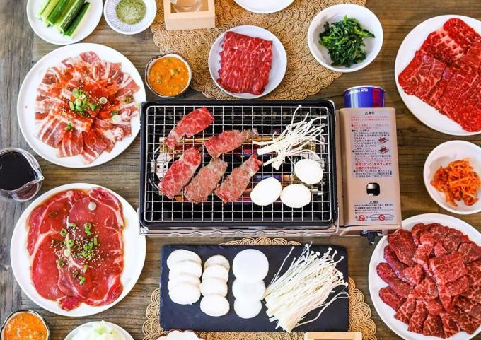 Makanan Khas Jepang Yakiniku