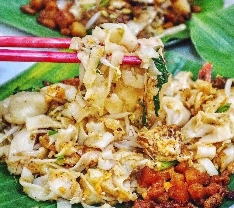 Makanan Khas Medan Kwetiau Ateng