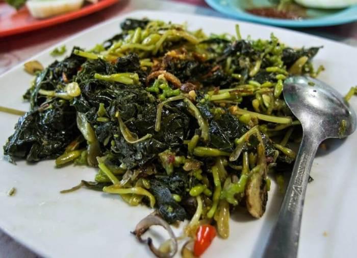 Makanan Khas NTT Rumpu Rampe