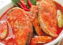 Makanan Khas Padang Asam Padeh