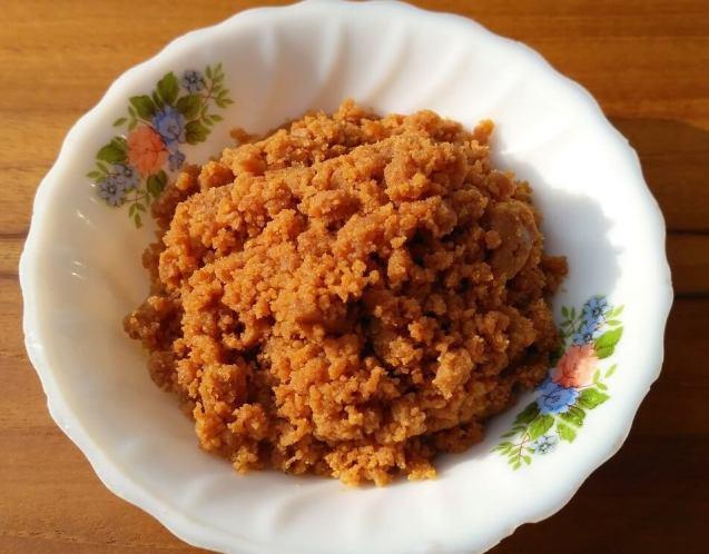 Makanan Khas Palembang Gulo Puan