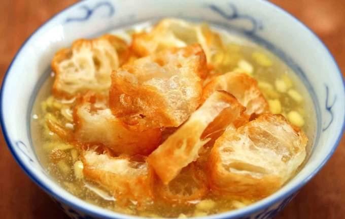 Makanan Khas Kalimantan Barat Lek Tau Suan