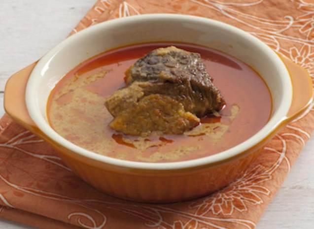 Makanan Khas Sumatera Barat Gajeboh