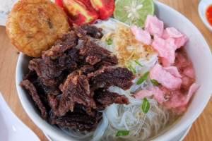 Makanan Khas Sumatera Soto Padang