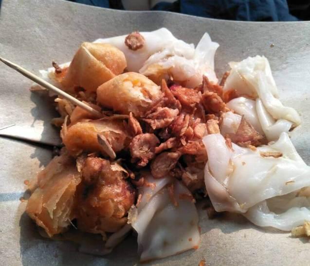 Makanan Khas Sumatera Utara Ci Cong Fan