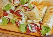 Makanan Khas Turki Kebab