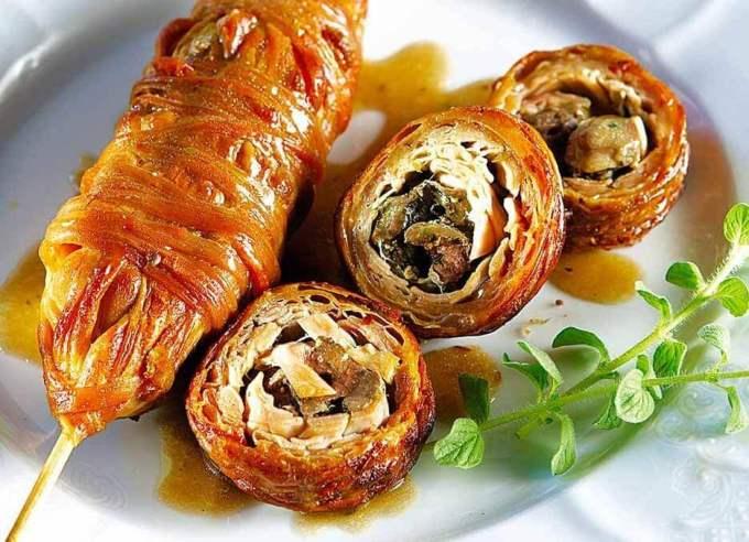 Makanan Khas Turki Kokoretsi