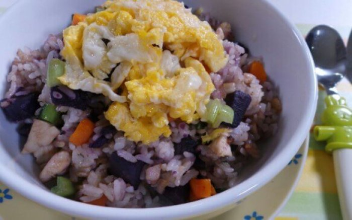Nama Makanan Khas Kalimantan Utara Nasi Subut