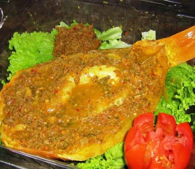 Makanan Khas Batak Naniura
