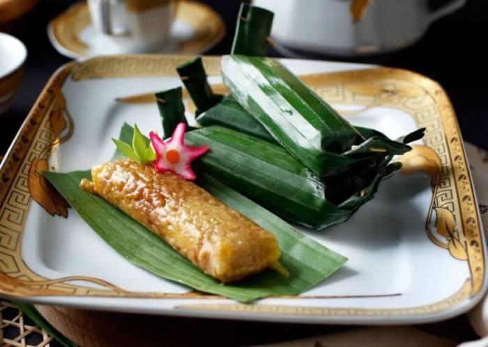 Nama Makanan Khas Lampung Benjak Enjak