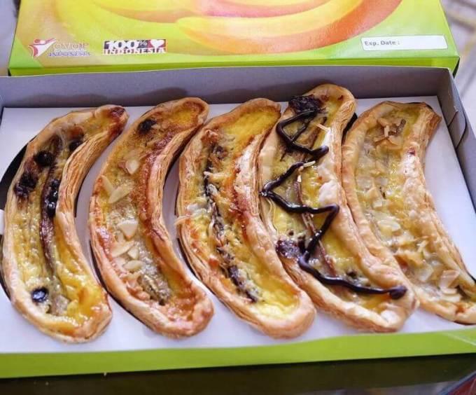 Oleh oleh Makanan Khas Lampung Pie Pisang