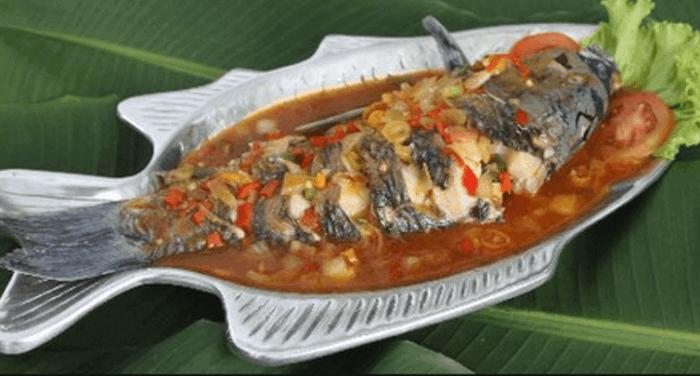 Nama Makanan Khas Lampung Pisro