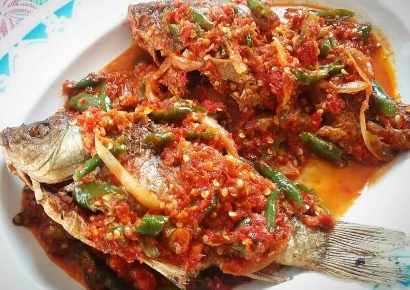 Makanan Khas Lampung Seruit