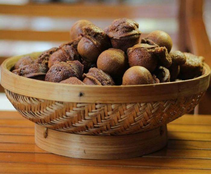 Makanan Khas Sulawesi Barat Bolu Paranggi
