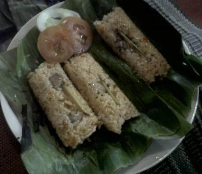 Makanan Khas Tangerang Nasi Sumsum
