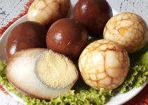 Telur Pindang Sederhana