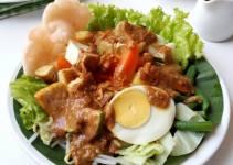 Makanan Khas Daerah Gado-Gado