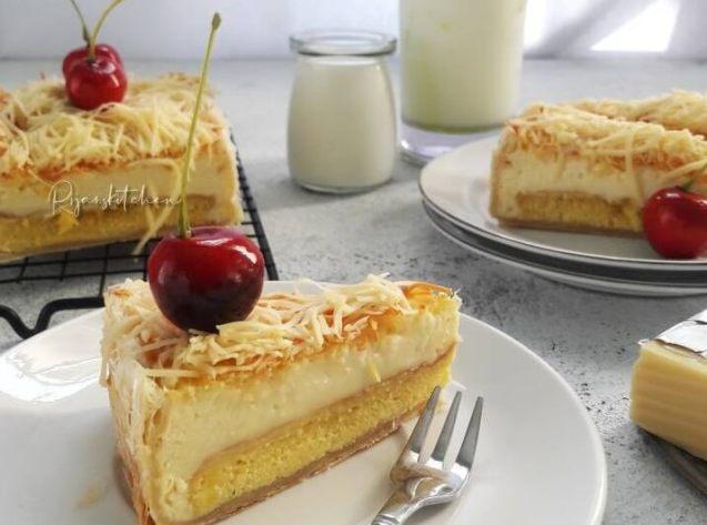 Makuta Triple Cheese Cake