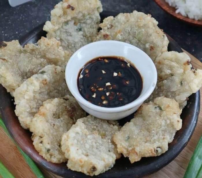 Resep Cireng Nasi Bumbu Rujak