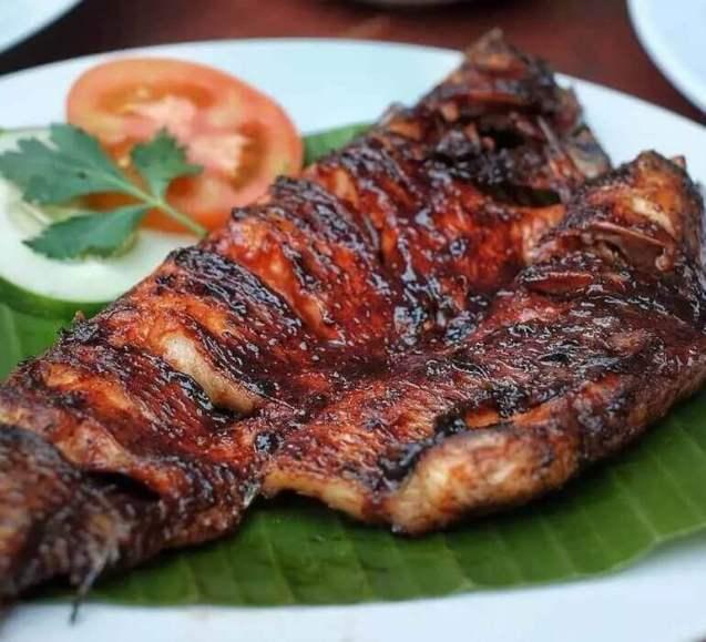 Resep Ikan Gabus Bakar