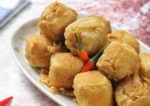 Resep Tahu Goreng Garing