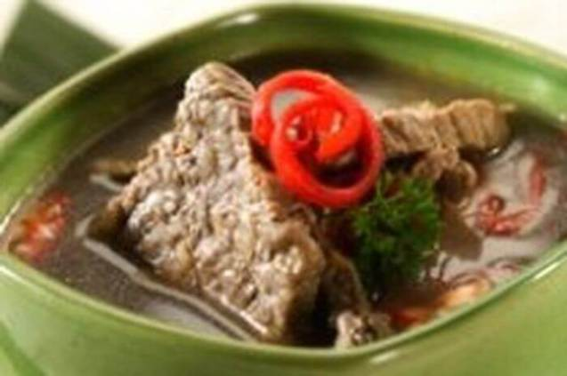 makanan khas jepara kelan antep