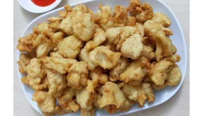 makanan khas klaten kepelan