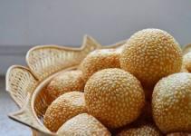 makanan khas Mojokerto onde onde