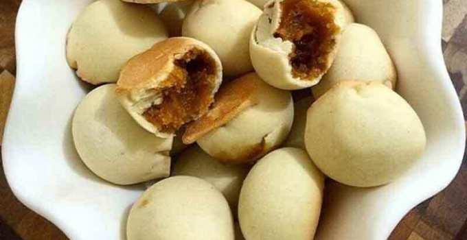 makanan khas Purbalingga nopia