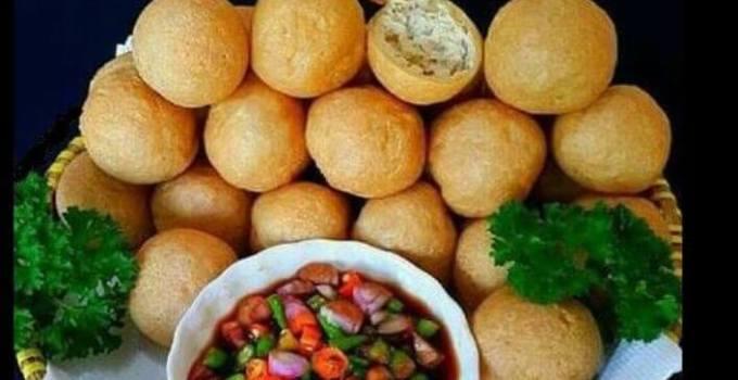 makanan khas Tasikmalaya tahu bulat