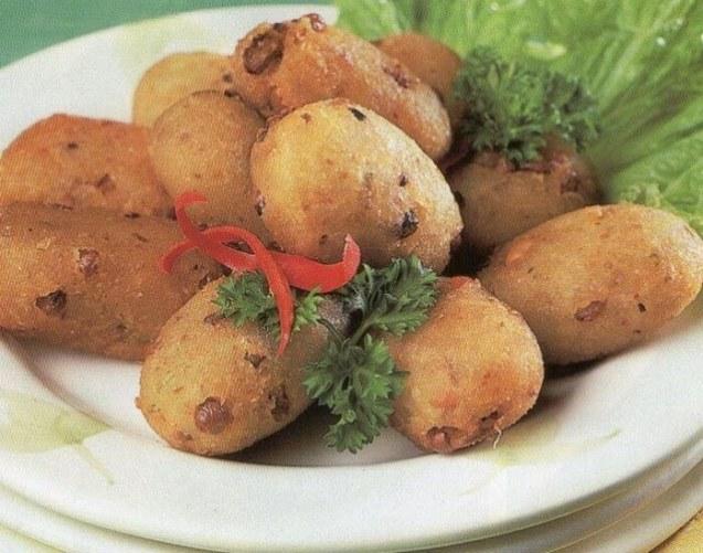makanan khas temanggung Lento