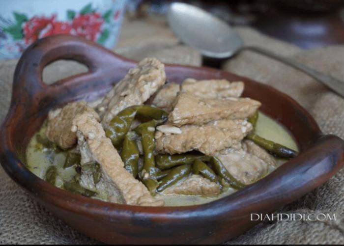 makanan khas temanggung empis-empis