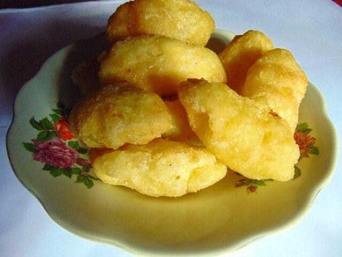 makanan khas temanggung entho cothot