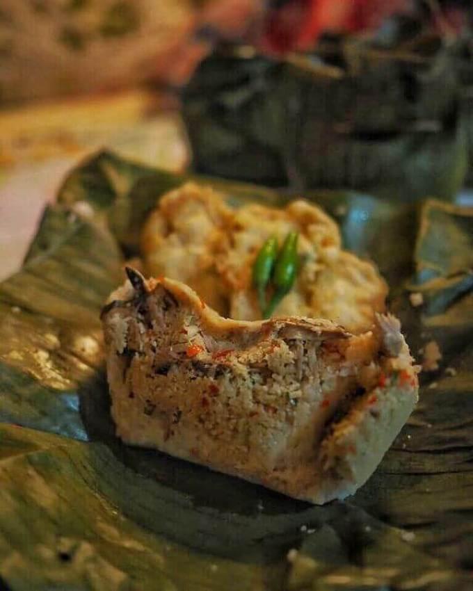 makanan khas trenggalek_nasi gegog Bendhungan