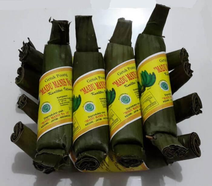 makanan khas tulungagung gethuk pisang