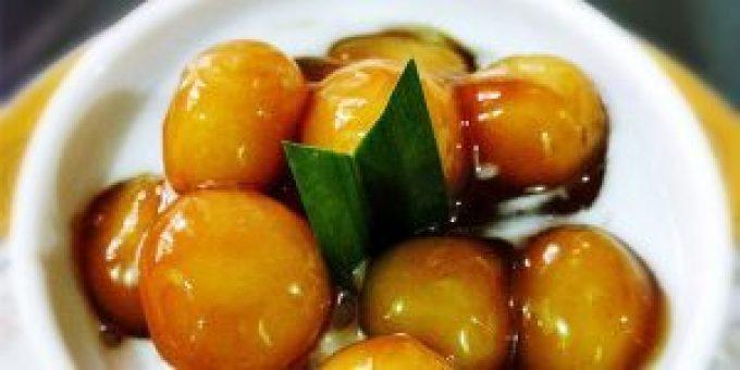 makanan khas tulungagung jenang grendol