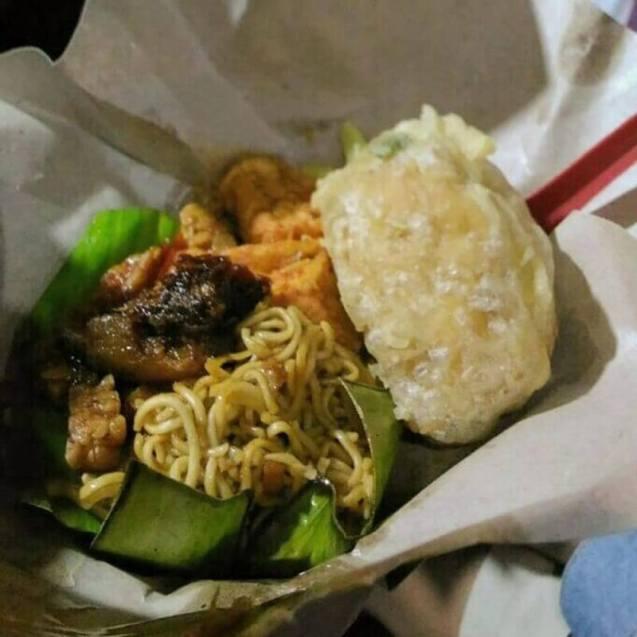 makanan khas tulungagung nasi bantingan