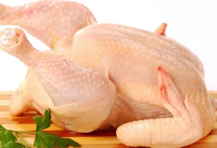 Resep Bakmoy Ayam Tips Memilih Ayam Segar