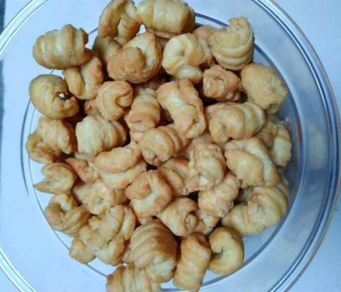 Resep Kue Garpu Manis
