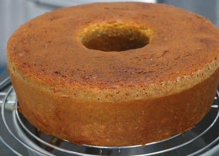 Resep Kue Pisang Panggang