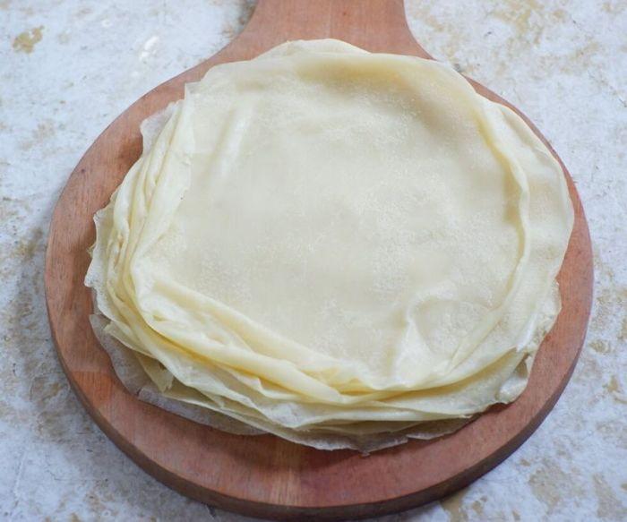 Resep Risoles Sayur Tips Membuat Kulit Risoles