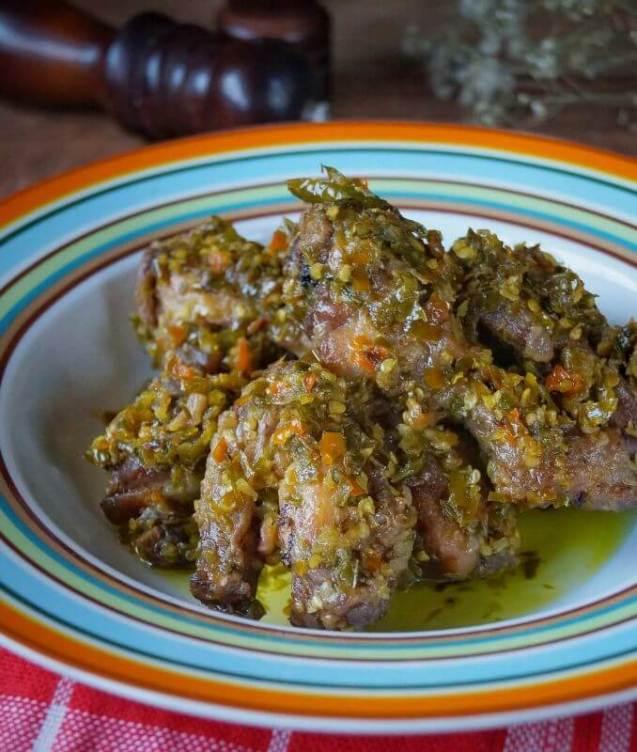 Aneka Resep Ayam Cabe Ijo Ungkep