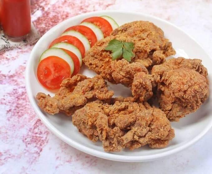 Resep Ayam Crispy KFC Sederhana