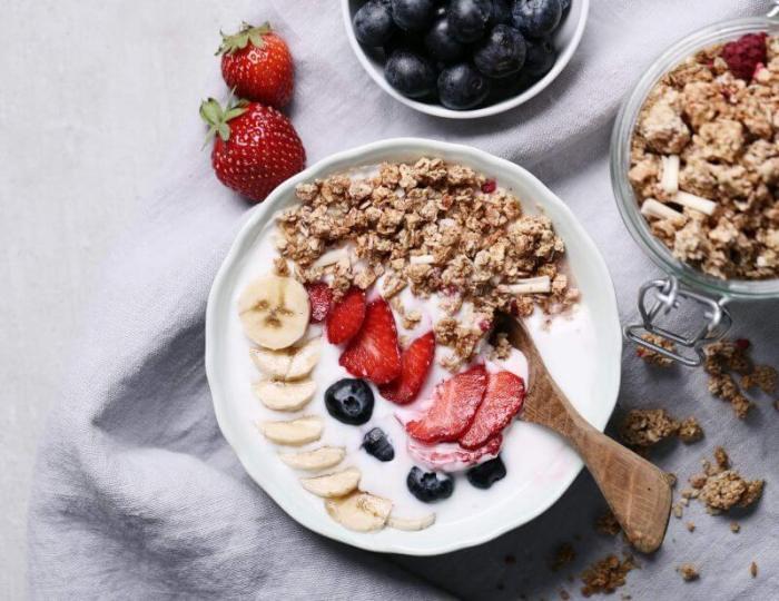 Resep Masakan Sehat Oatmeal Yogurt