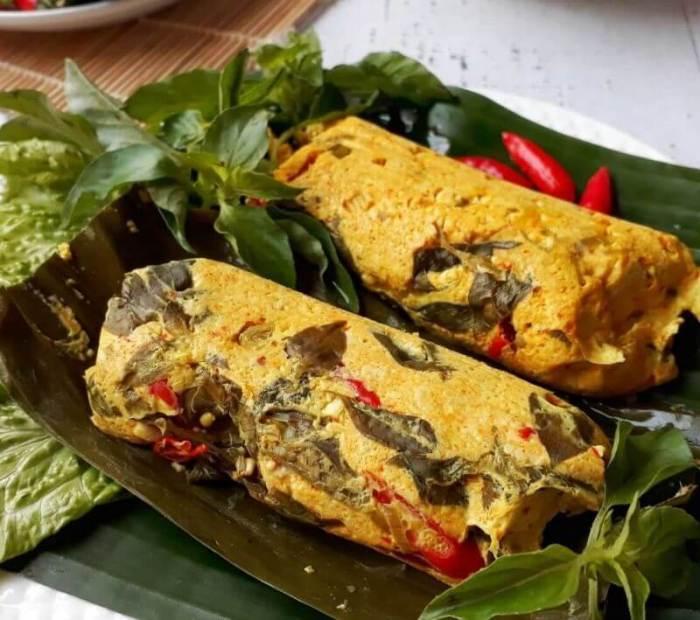 Resep Masakan Sehat Pepes Tahu