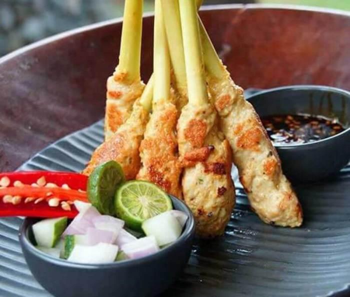 Resep Sate Lilit Ayam - Bosmeal.com