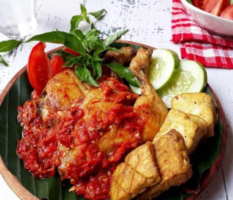 Bumbu Resep Ungkep Ayam Penyet - Bosmeal.com