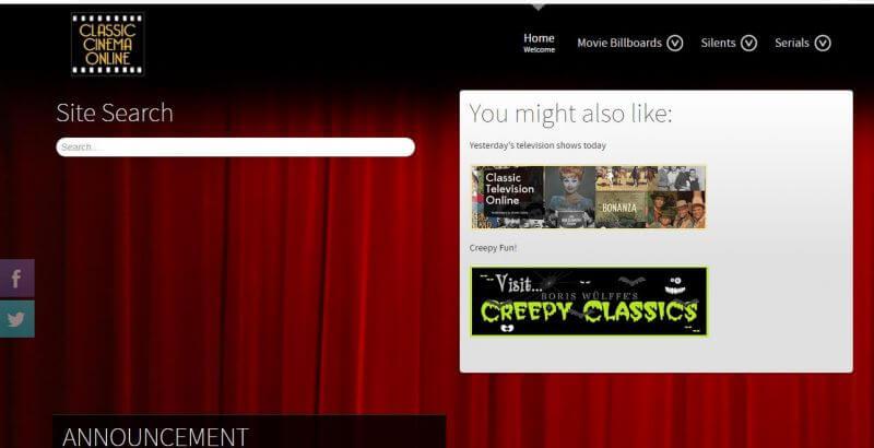 Bioskopkeren Classic Cinema Online